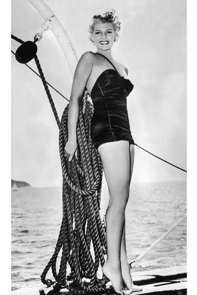 Boating Babes: Vintage Icons Set Sail
