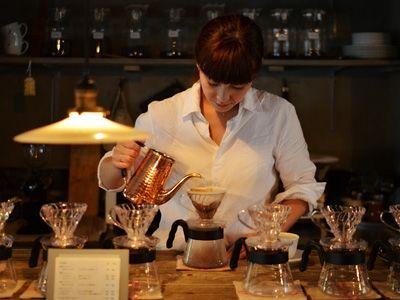 ムーンファクトリーコーヒー 三軒茶屋 コーヒー 純喫茶 レストランのデザイン