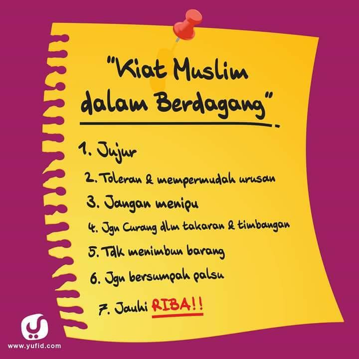 Kata Kata Motivasi Berdagang Dalam Islam Cikimm Com