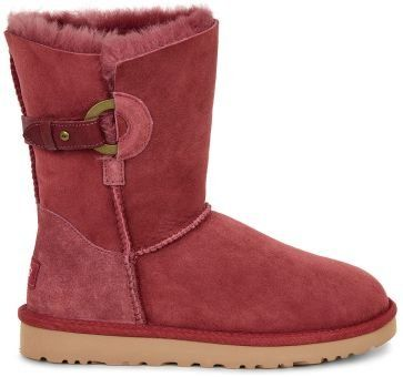 Classical Womens Casual Shoes - UGG Nash Burgundy