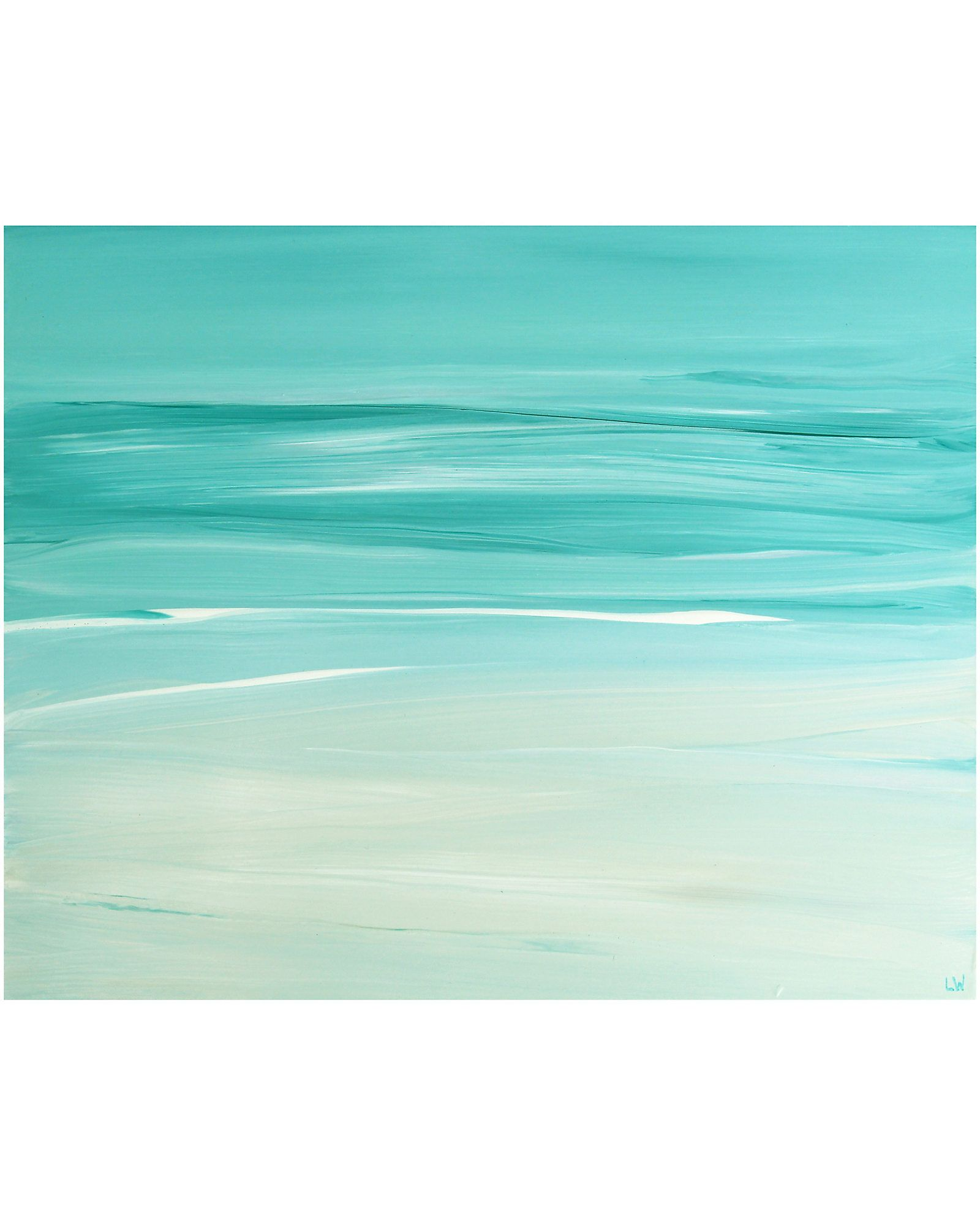 """Ocean Memories 8"" by Laurie Winthers""Ocean Memories 8"" by Laurie Winthers"