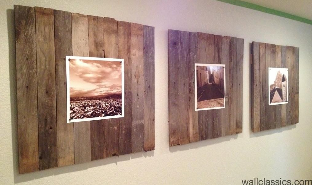 diy picture frame wall art - Classic Decorating Ideas : Classic ...