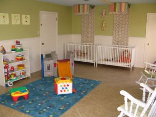 Church Nursery Design Ideas And Toddler Room