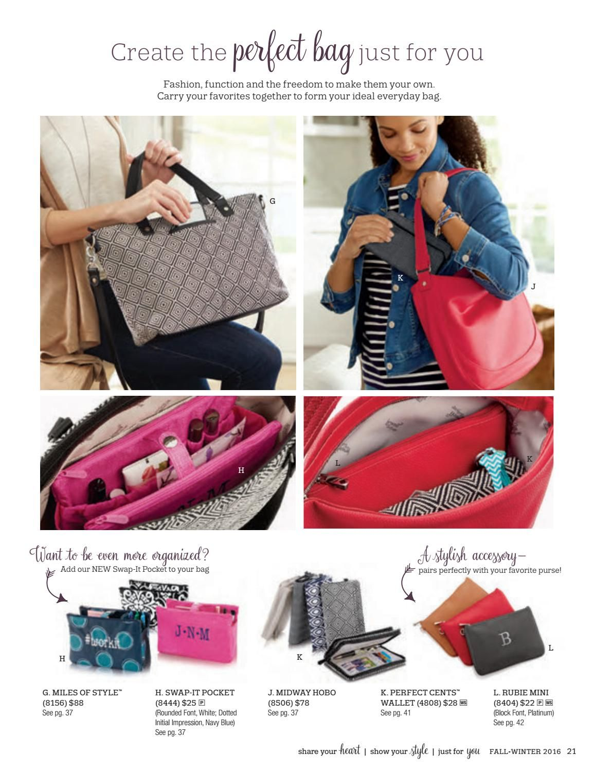 Thirty one november customer special 2014 - 2016 Fall Winter Catalog Us