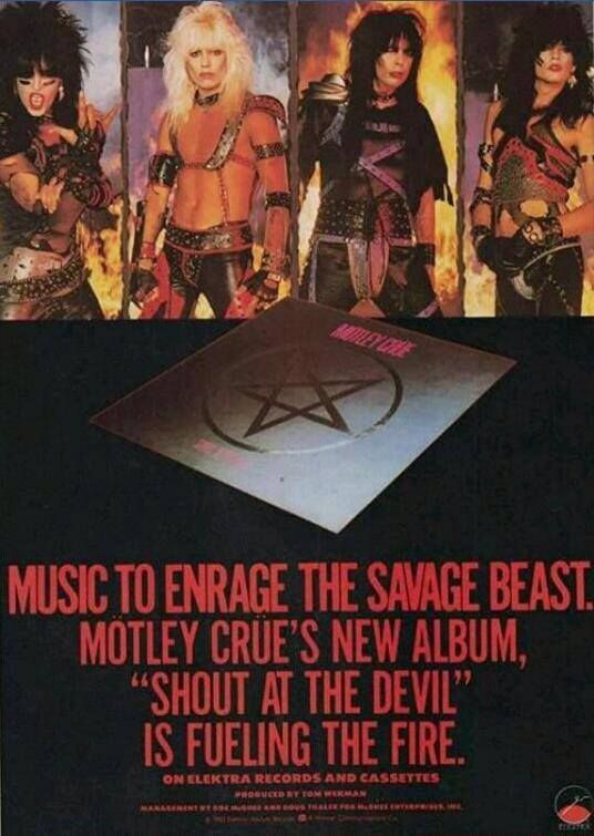 Motley Crue - Hair Metal Mansion