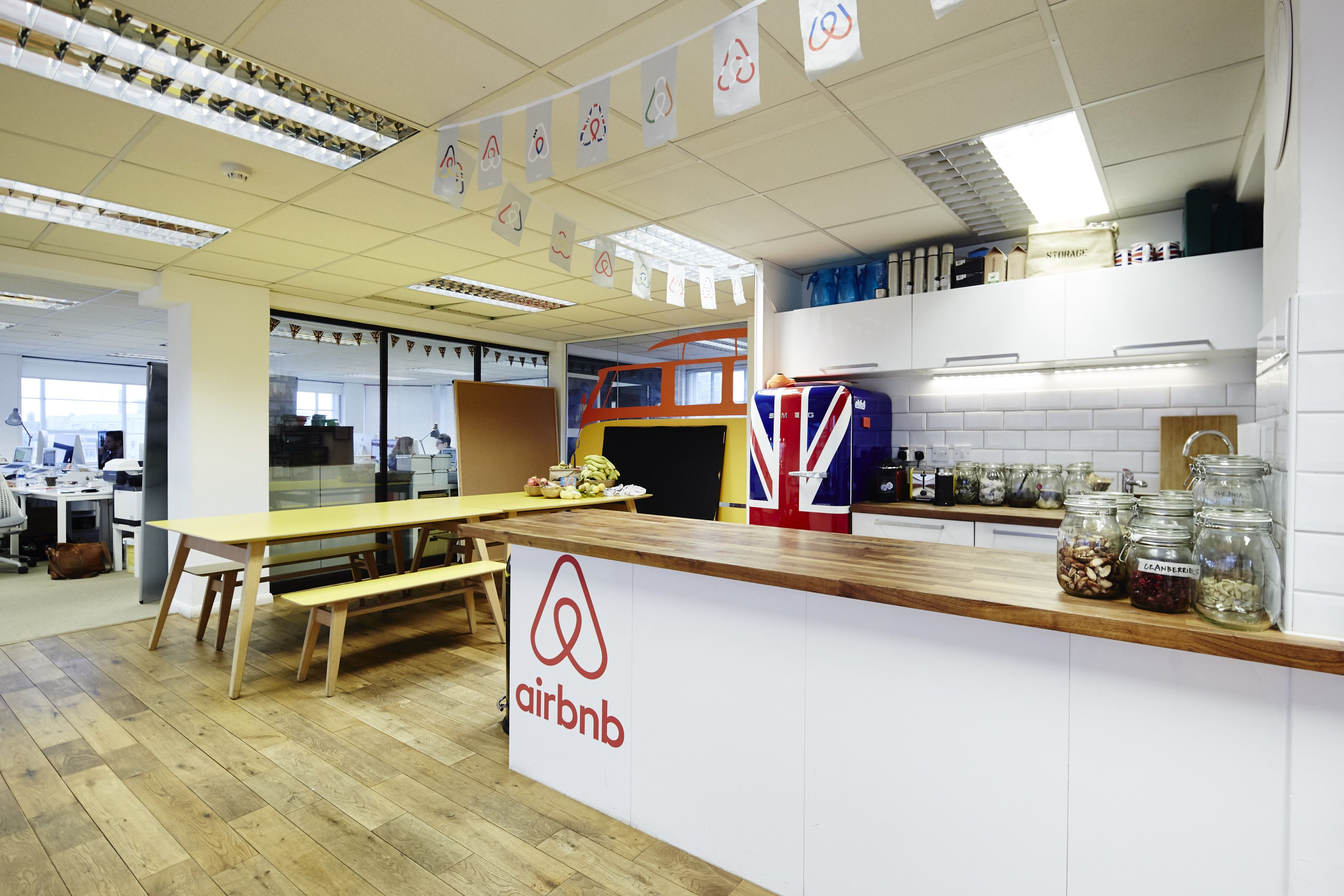 airbnb office london. Airbnb- London Office #office #design #refurbishment #fitout Airbnb Office London