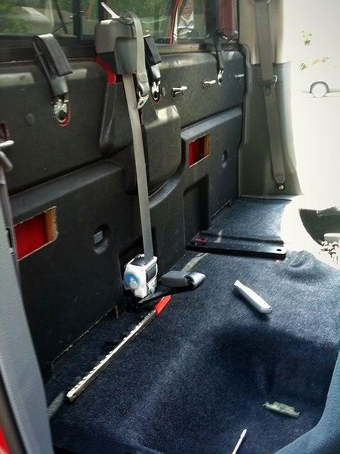 DIY: Rear Seat Flip Down Mod - DODGE RAM FORUM - Dodge ...