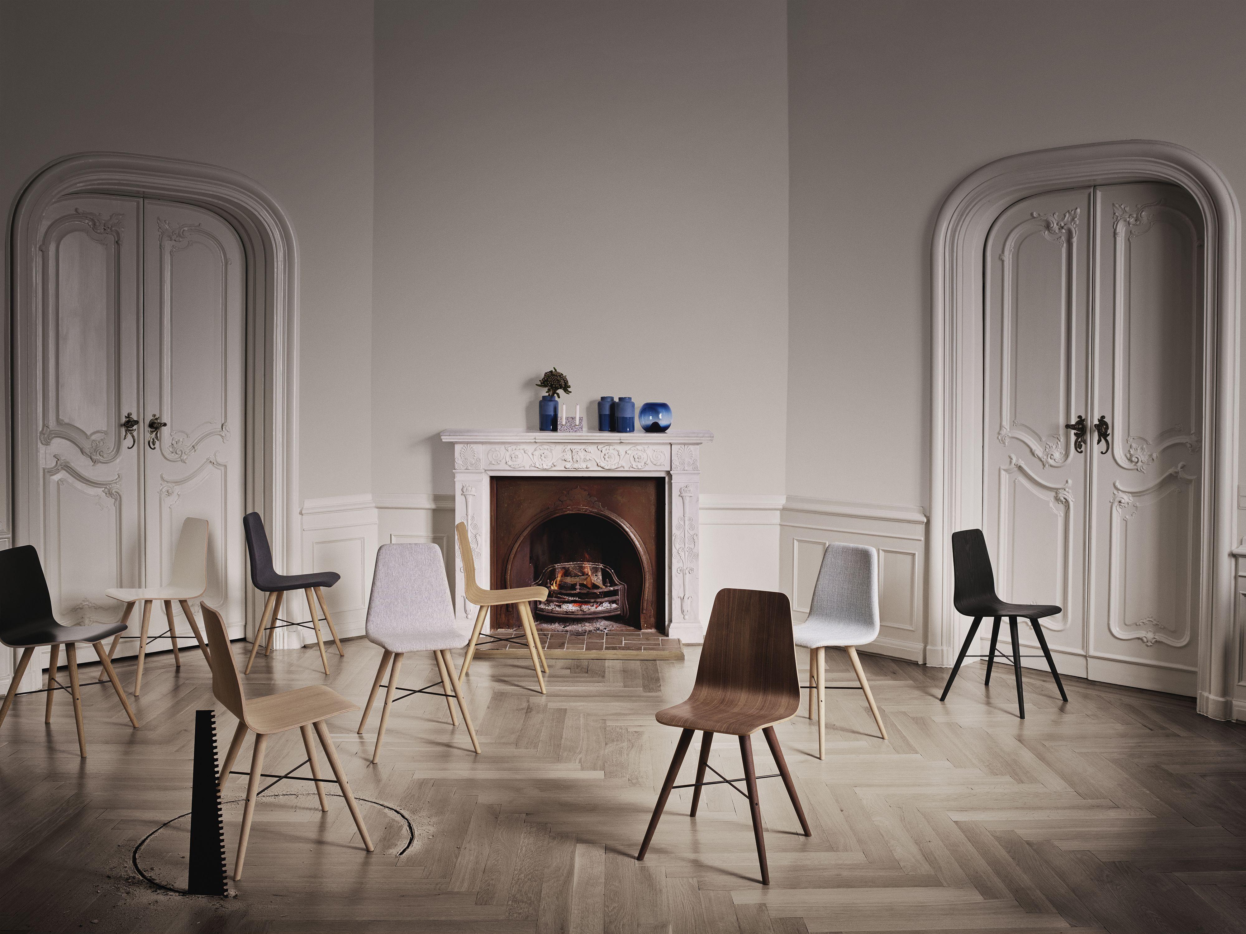 Modern wooden dining room image by Greta Matthiasdottir on ...