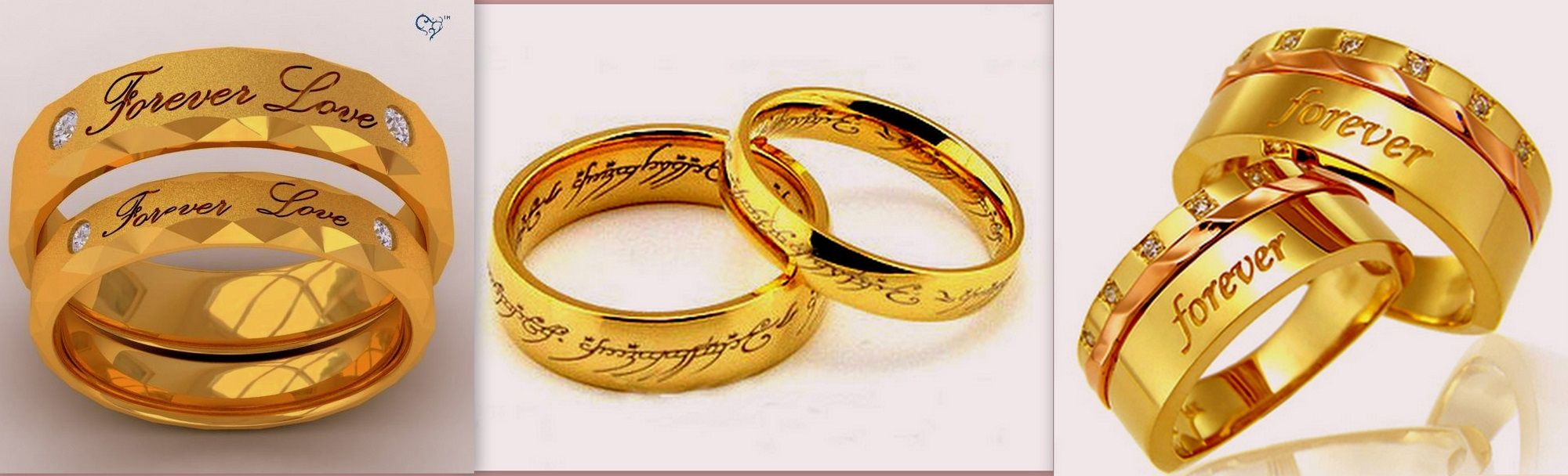 Gold Wedding Ring Kerala
