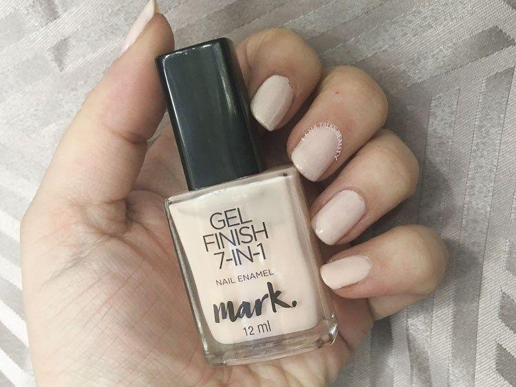 Mark Gel Shine Nail Enamel New From Avon Lena Talks Shine Nails Nails Nail Polish