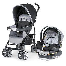 Chicco Neuvo Travel System Stroller