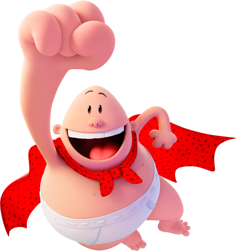 Captain Underpants from The Amazing Captain Underpants Movie #captainunderpantscostume Captain Underpants from The Amazing Captain Underpants Movie #captainunderpantscostume