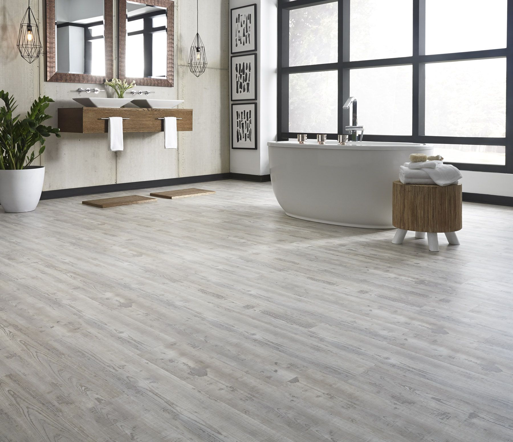 Weathered Gray Pine Engineered Vinyl Plank Engineered Vinyl Plank Grey Vinyl Plank Flooring Vinyl Plank Flooring Kitchen