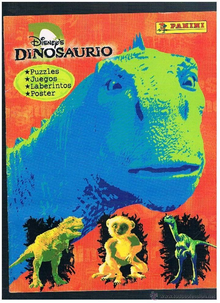 album dinosaurio panini - Buscar con Google