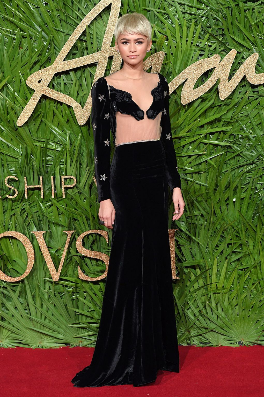 The fashion awards the mosttalked about looks of the night
