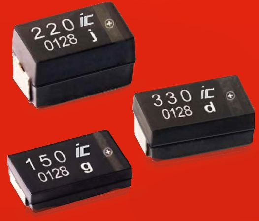 Illinois Capacitor Xmpl Series Smd Conductive Aluminum Polymer Capacitor Energy Storage Capacitor Electronic Products
