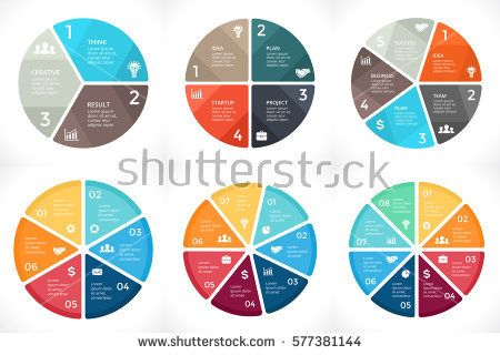 Vector circle arrows infographic cycle diagram graph presentation vector circle arrows infographic cycle diagram graph presentation pie chart business concept ccuart Image collections
