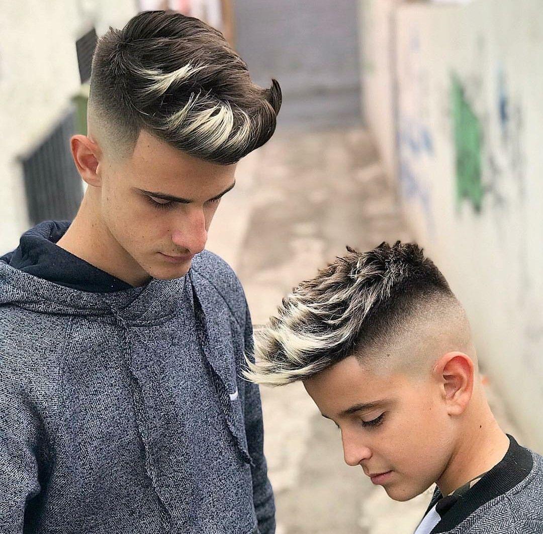 Asik Nih Gaez Cabelo Masculino Luzes Penteados Masculinos Cabelo Masculino