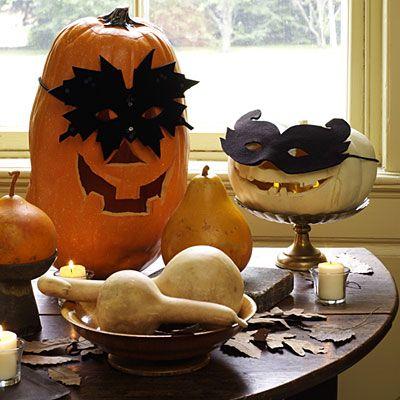 26 Fun Halloween Decorating Ideas Pumpkin carvings, Halloween - fun halloween decorating ideas