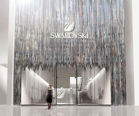 design inspiration - Swarovski Interior Design