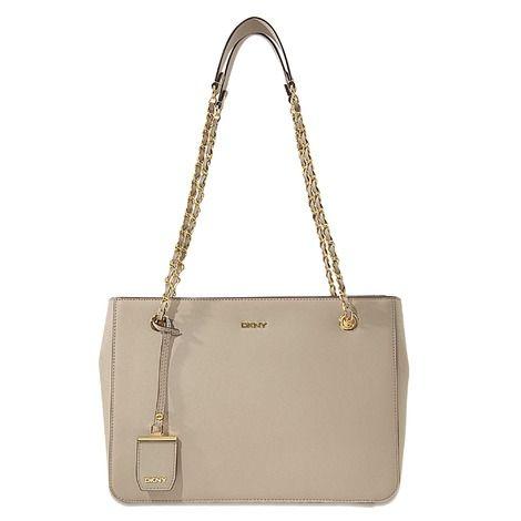 3491a1025703 DKNY Bryant Park Shopping Tote Shoulder Bag Dimensions (W L H)   12  34   24cm ( 4.7  13.4  9.4
