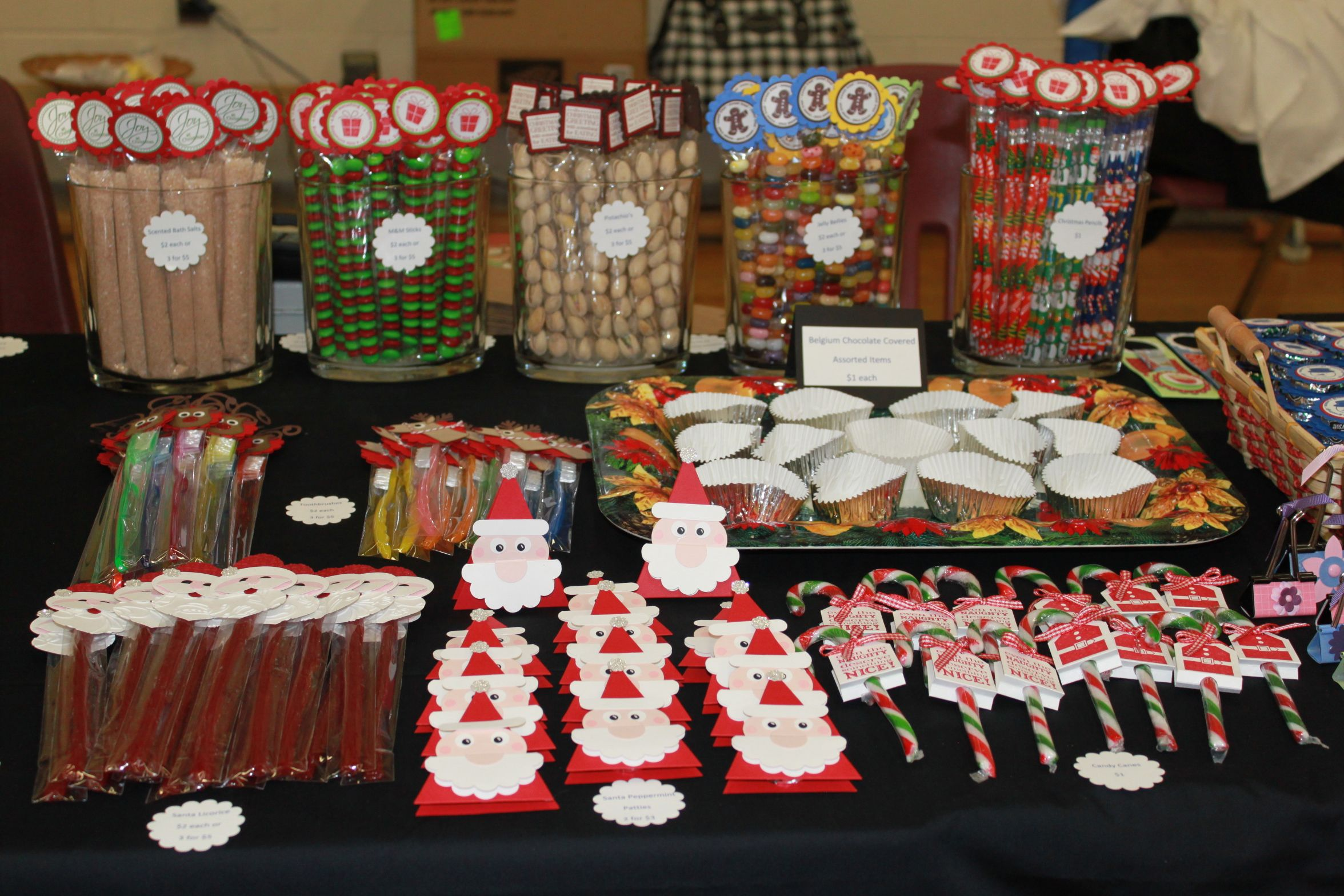 Christmas Craft Show Ideas