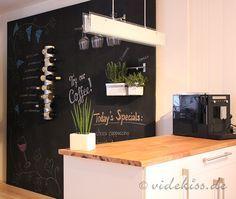 tafel wand selber machen videkiss diy pinterest w nde tafel wand und haus. Black Bedroom Furniture Sets. Home Design Ideas