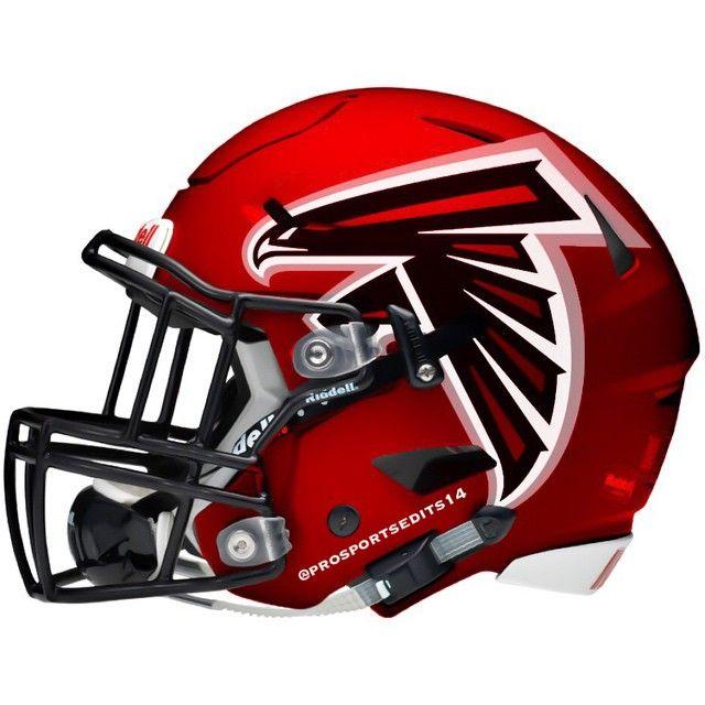 Atlanta Falcons Atlanta Falcons Football Football Helmets Nfl Football Helmets