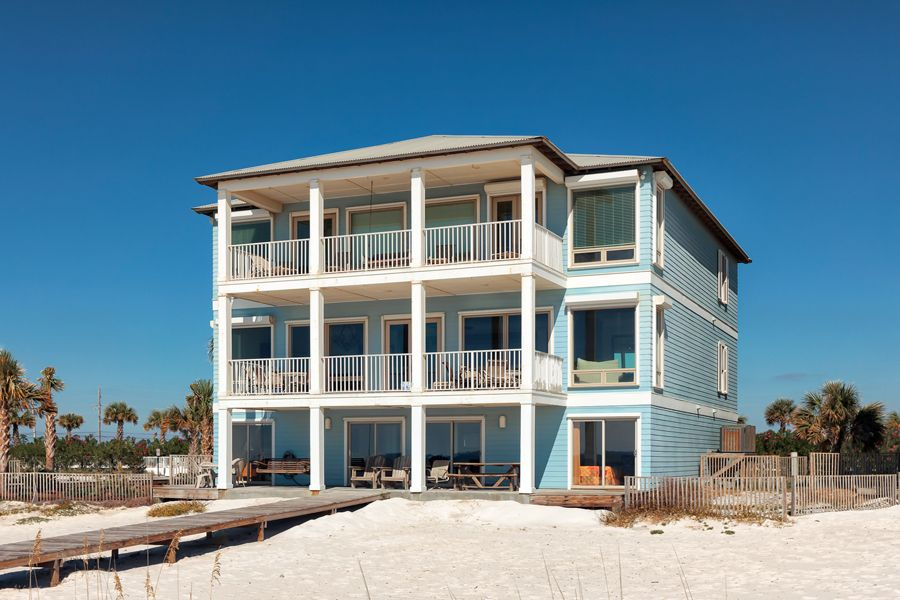 Dalarna Beach House Gulf Shores Perdido Beach Blvd Orange