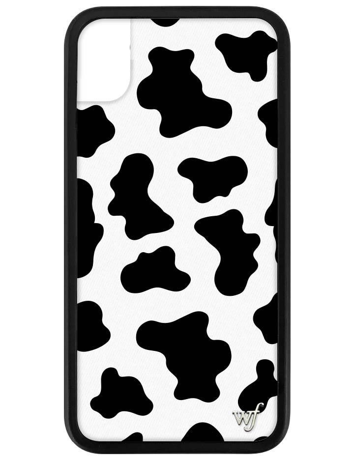 Moo moo iphone xr case wildflower phone cases iphone