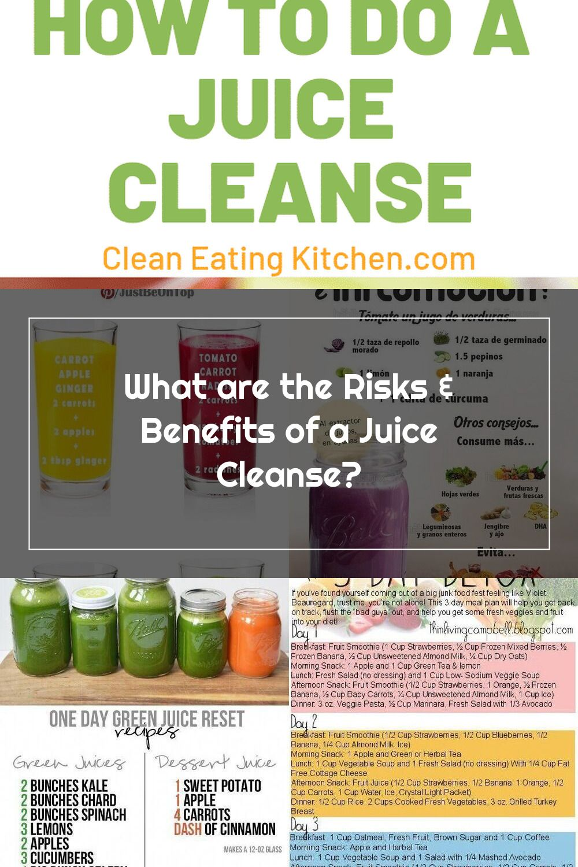 Pin on Juice Cleanse Detox