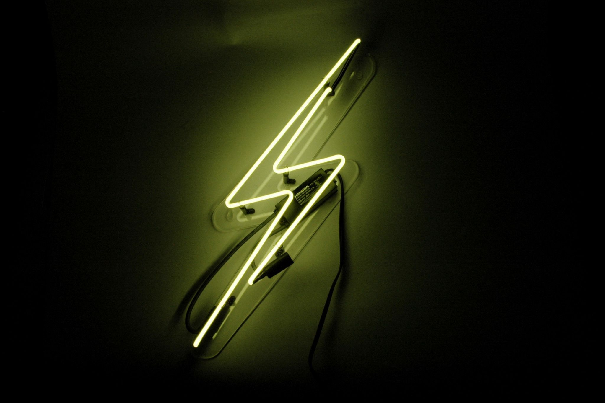 lightning bolt neon sign design pinterest lightning bolt