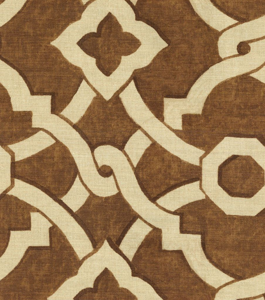 Waverly print fabric artistic twistdarjeeling darjeeling and