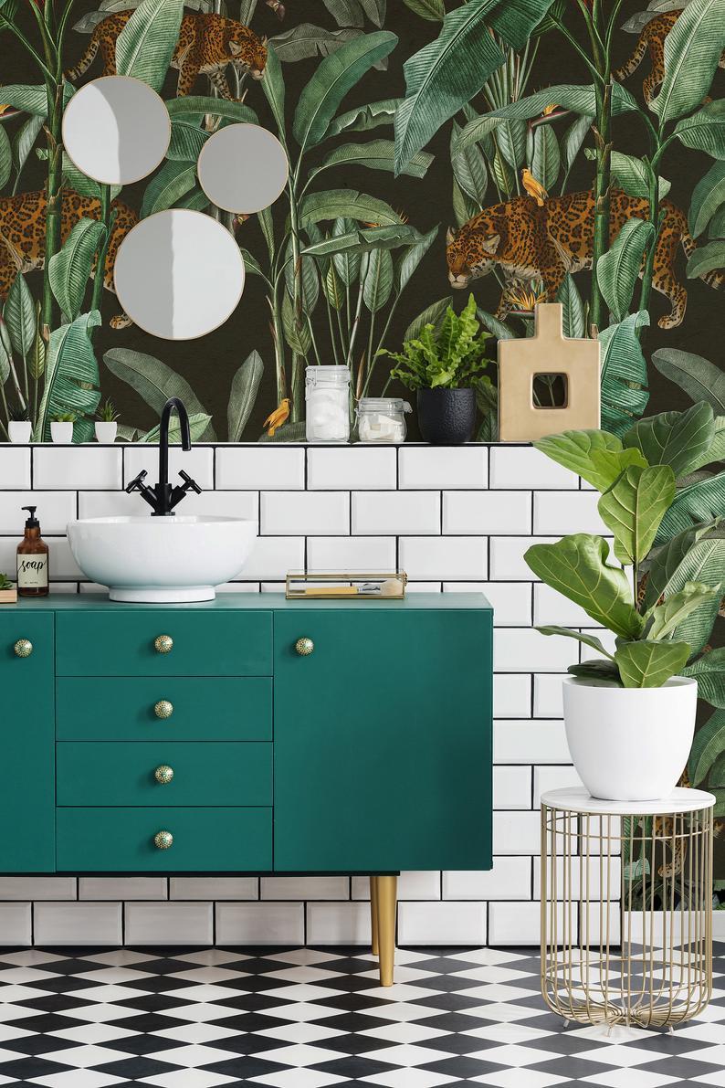 32++ Deco salle de bain jungle ideas in 2021