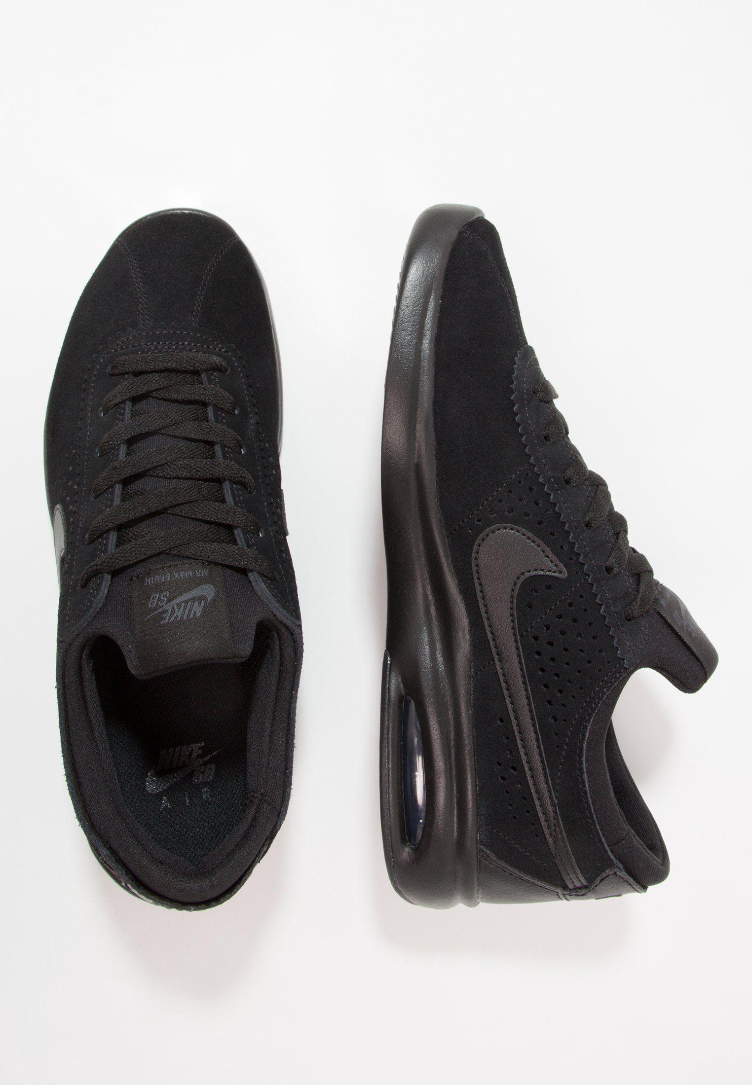 Nike SB BRUIN MAX VAPOR - Zapatillas - black/black black/black-anthracite ThJa37