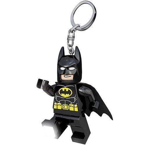 Lego Super Heroes Batman Keyring NEW