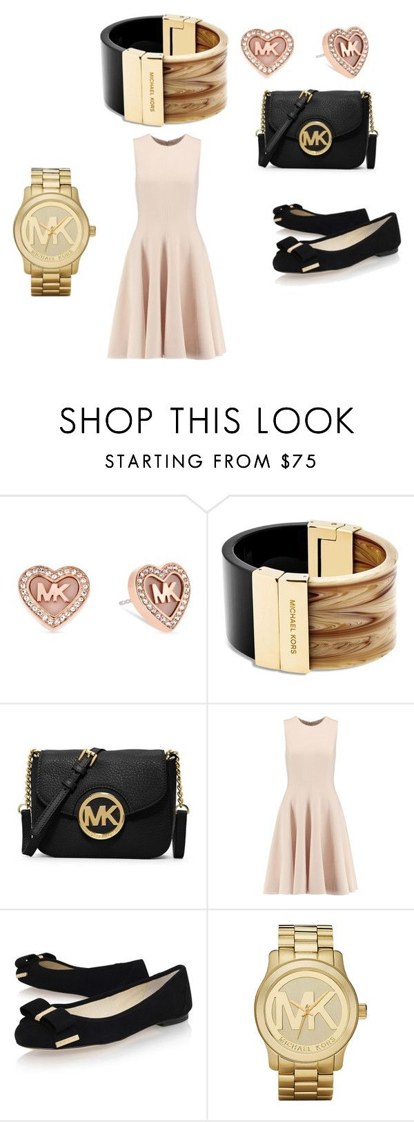 """""""Micheal Kors"""" by claudia-rodriquezpe on Polyvore featuring Michael Kors and MICHAEL Michael Kors"""