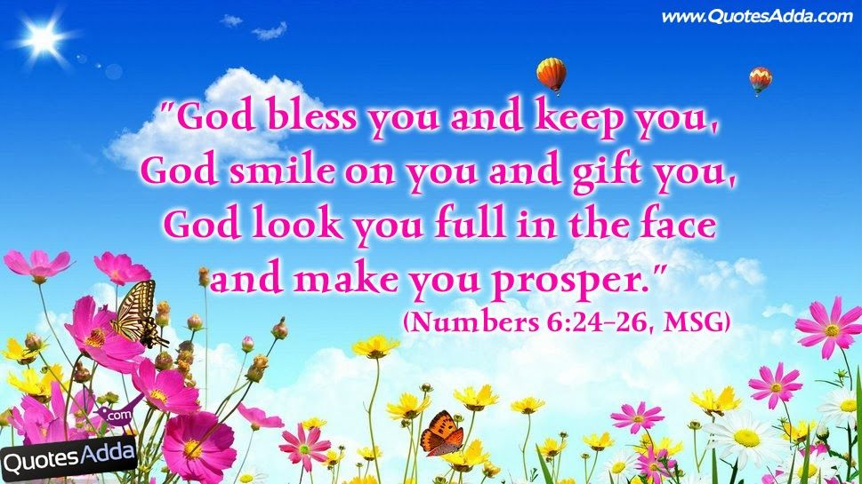 Happy Birthday Quotes Bible Verses QuotesGram
