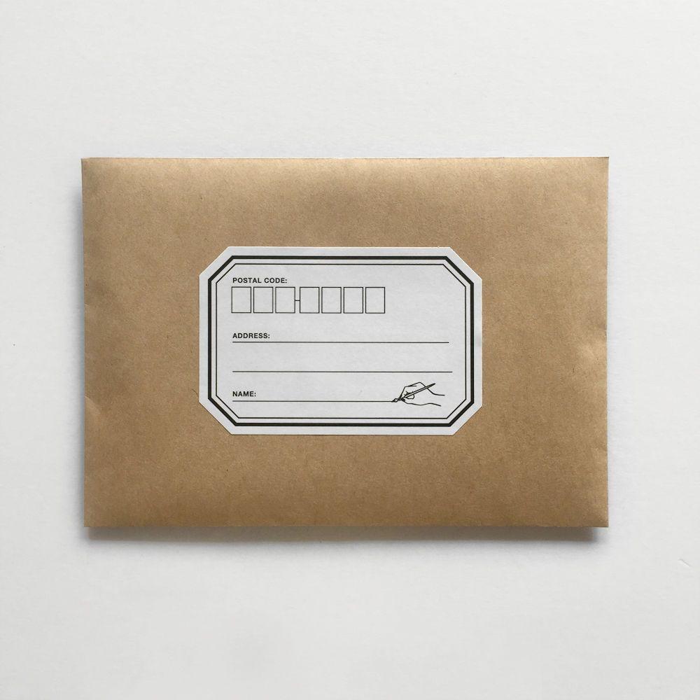 宛名 テンプレート 封筒