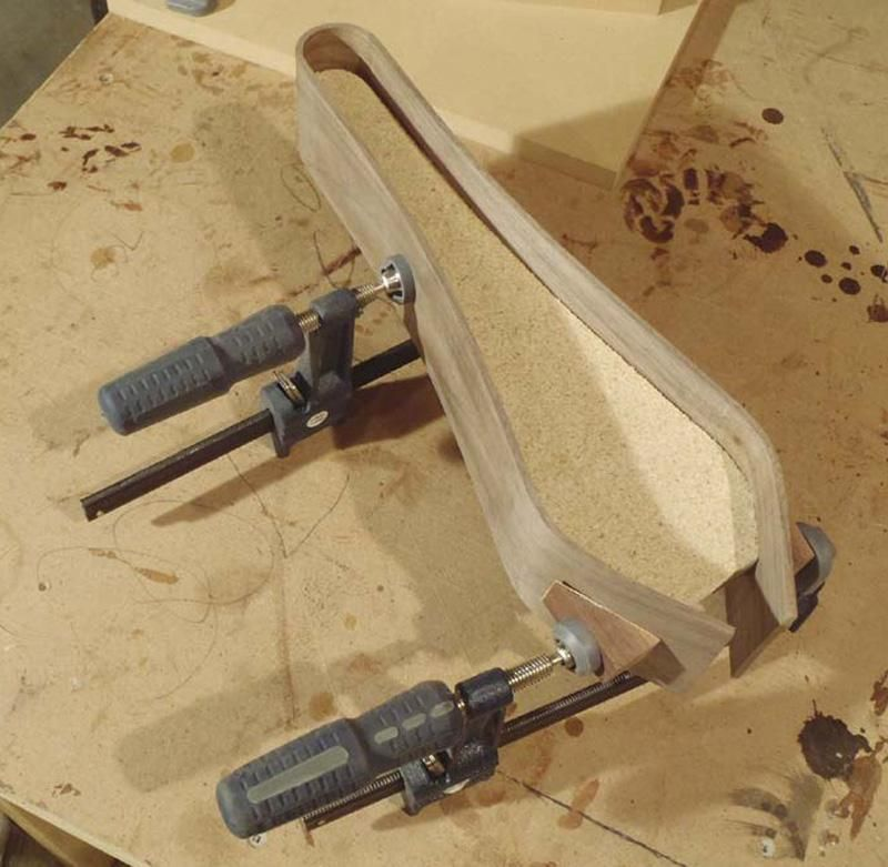 Hot Pipe Bent Salad Tongs | Bending wood, Spiral and Woods