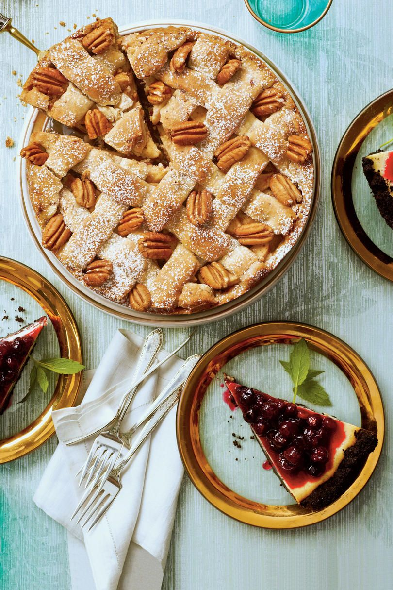 Spring Dessert Recipes Southern Living