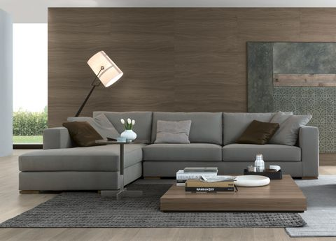 Modern Sectional Sofas Rowe Modern Mix Contemporary Sectional Sofa with Chaise