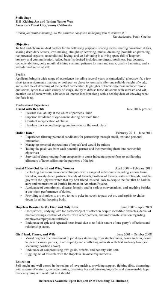 Dating Resume Template : dating, resume, template, Ordered, Alchemist, Paulo, Coelho,, Parenting,