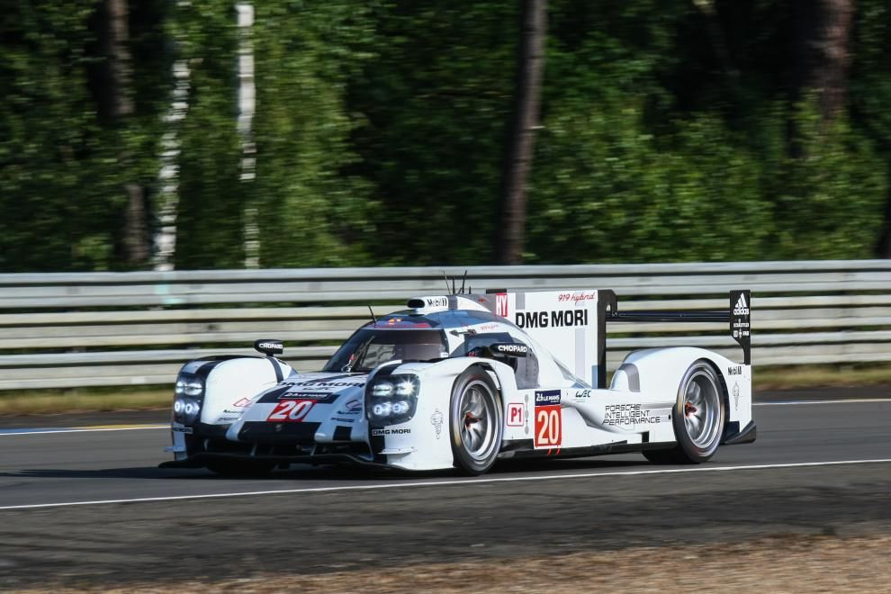 2014 24 Hours of Le Mans – The Porsche 919 Hybrid in five dates | The official website of 24 Heures du Mans