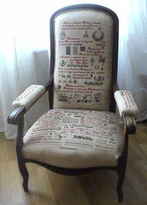 Le fauteuil de Babeth