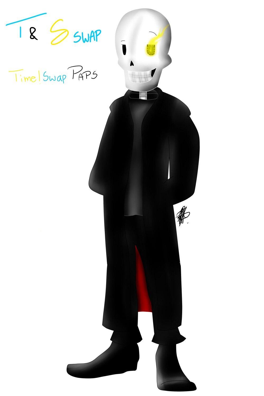 Time!Swap Papyrus (Matt! Papyrus fan version)
