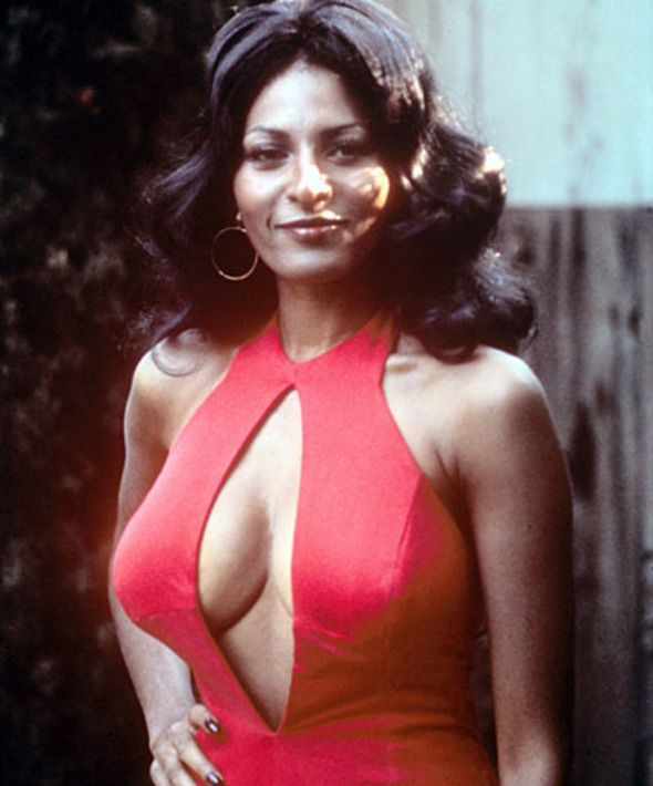 pam grier coffee