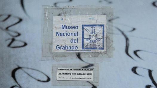Museo del Grabado: 7 años cerrado al público y sin fecha de apertura