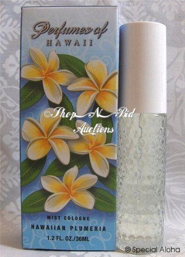 Perfumes Of Hawaii Hawaiian Plumeria Cologne Spray 1 2oz By Langer Perfumes Of Hawaii 14 58 Authentic Fres Hawaiian Plumeria Floral Fragrance Plumeria