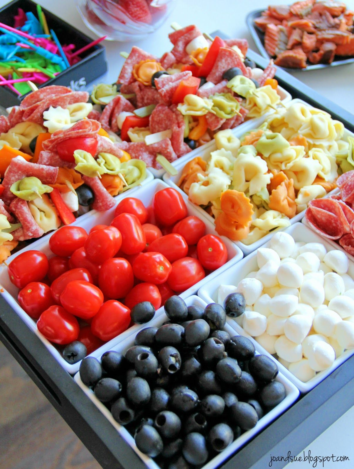 Food ideas for Grad BBQ (or general potluck, etc...) | Wedding Vow ...